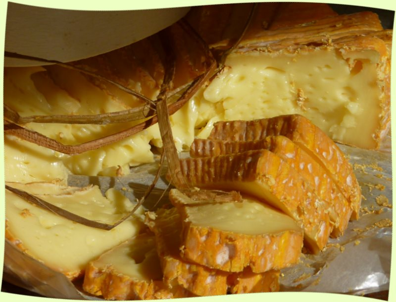 Normandy cheeses a o c presentation information for Salon gastronomie pont l eveque