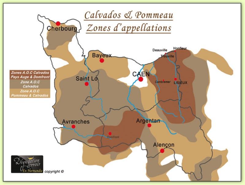 pommeau de normandie how to drink